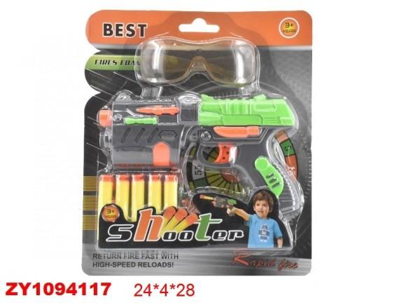 Детское оружие с мягкими пулями 200691105