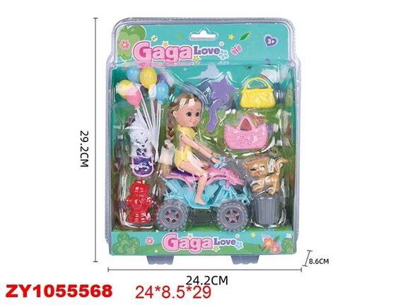 Игрушка кукла шарнирная 200692083