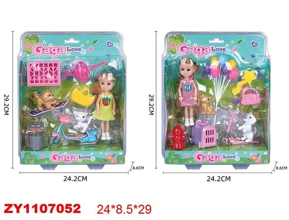 Игрушка кукла шарнирная 200692086