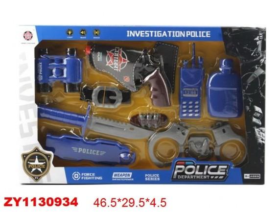 """Игровой набор """"Полицейский"""" 200693812"""