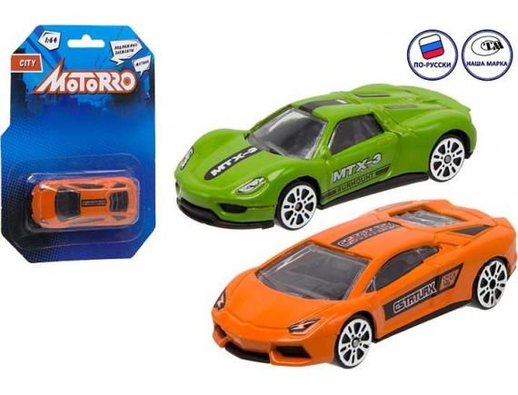"Машинка металл Motorro ""Спорткар"" 200695244"