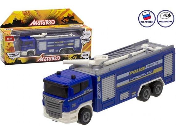 "Машинка металл Motorro ""Полиция"" 200695693"