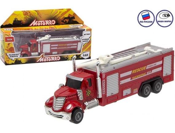 "Машинка металл Motorro ""Пожарная команда"" 200695775"
