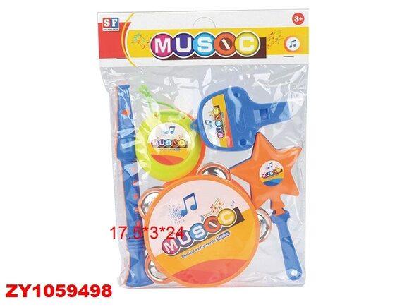 """Игровой набор """"Юный музыкант"""" 200704773"""