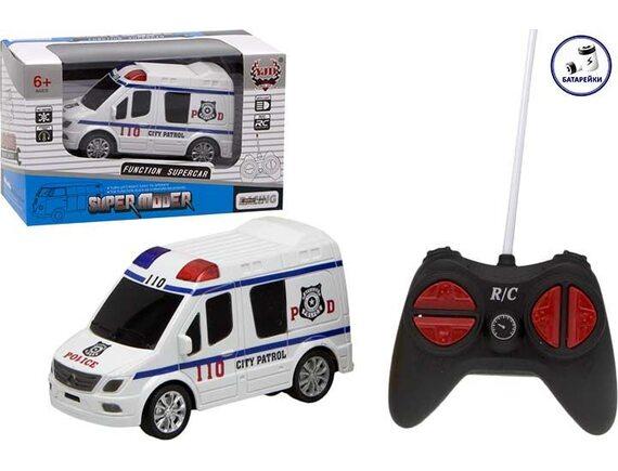 Машинка Полиция на радиоуправлении 200720854