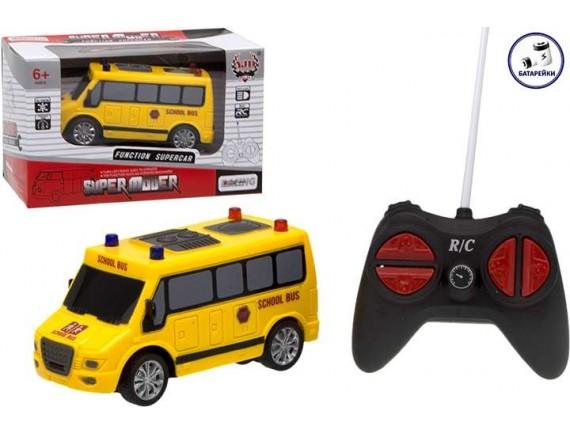 Машинка Школьный автобус на радиоуправлении 200720855