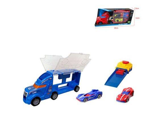 Игровой набор Truck грузовик и две машинки 200736438