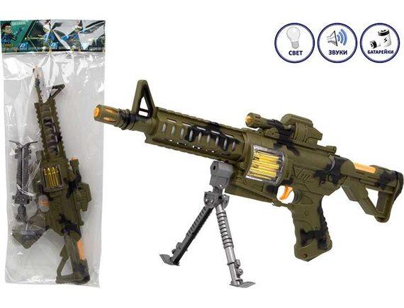 Детское оружие Автомат 200737549 - приобрести в ИГРАЙ-ОПТ - магазин игрушек по оптовым ценам