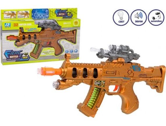 Детское оружие Автомат 200737552 - приобрести в ИГРАЙ-ОПТ - магазин игрушек по оптовым ценам