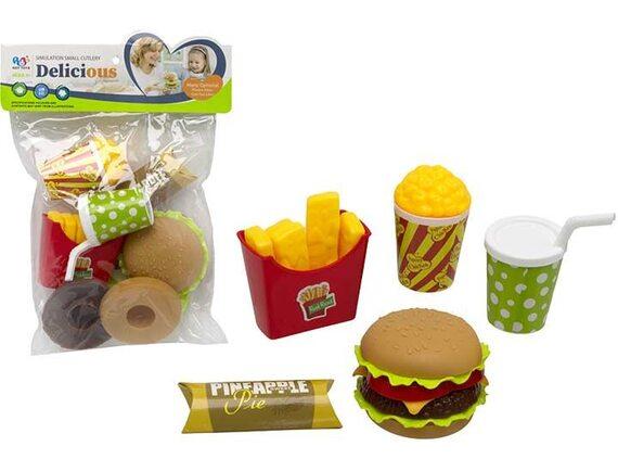 Игровые наборы с едой Delicious 200748951