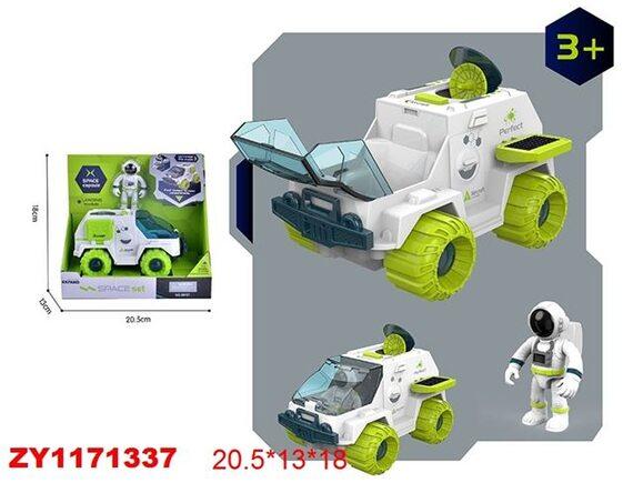 Космический вездеход с космонавтом 200770789