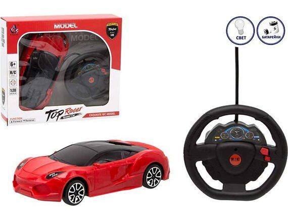 Машинка Спорткар Top Racer с пультом управления 200779787