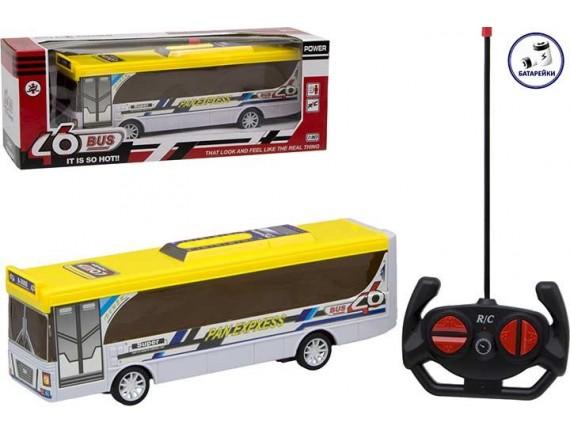 Автобус радиоуправляемый 200785177