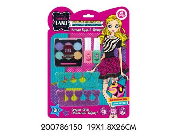 Набор детской декоративной косметики TM LAPULLI KIDS 200786150