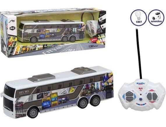 Радиоуправляемая машина Автобус 200799980 - приобрести в ИГРАЙ-ОПТ - магазин игрушек по оптовым ценам