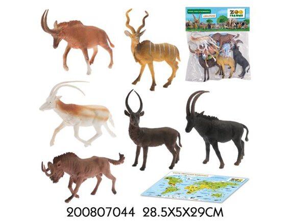 Игровой набор Zooграфия Домашние животные 200807044