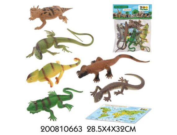 Игровой набор Zooграфия Террариум 200810663