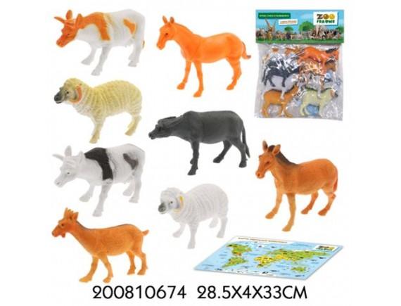 Игровой набор Zooграфия Домашние животные 200810674