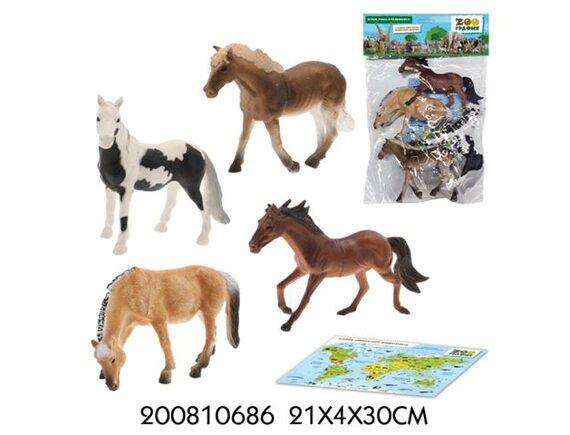 Игровой набор Zooграфия Животные 200810686