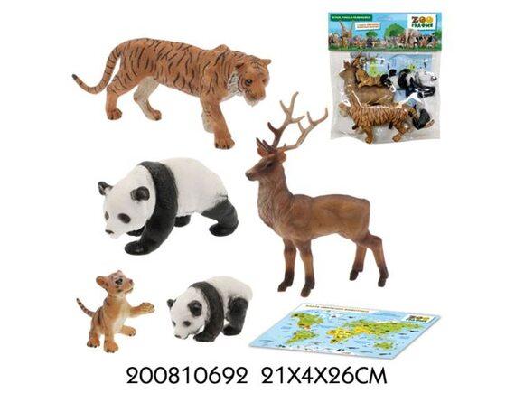Игровой набор Zooграфия Животные 200810692