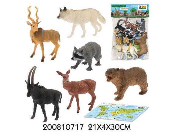 Игровой набор Zooграфия Домашние животные 200810717