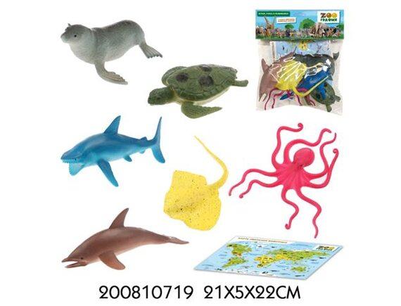 Игровой набор Zooграфия Океанариум 200810719