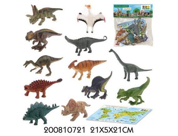 Игровой набор Zooграфия Животные 200810721 - приобрести в ИГРАЙ-ОПТ - магазин игрушек по оптовым ценам