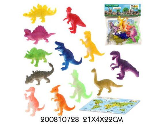 Игровой набор Zooграфия Животные 200810728