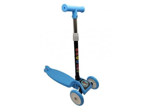Трехколесный детский самокат 200820219 - приобрести в ИГРАЙ-ОПТ - магазин игрушек по оптовым ценам