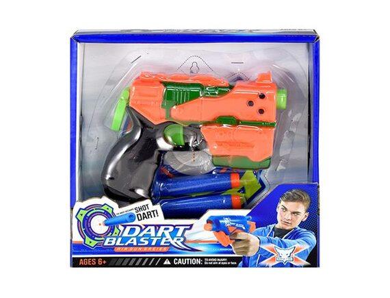 Игрушечный пистолет Dart Blaster с мягкими пулями 200858012