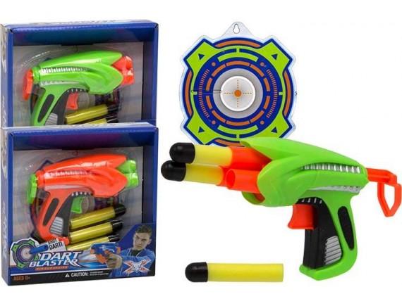 Игрушка Пистолет с мягкими пулями 200858013