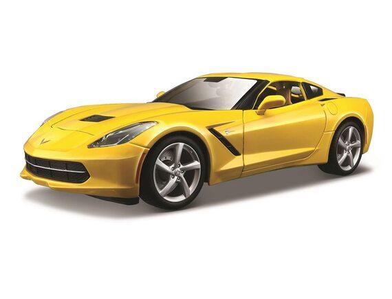 Машинка металл Corvette Stingray 31182