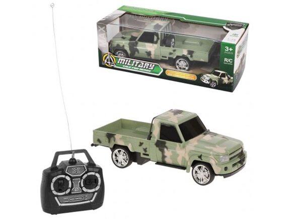 Машинка Military на радиоуправлении 688-92
