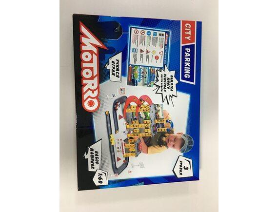"""Игровой набор """"Гараж"""" TM MOTORRO 951986"""