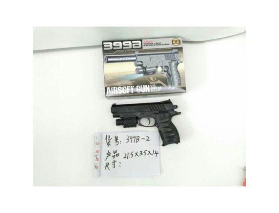 Игрушечное оружие Пистолет B01260 - приобрести в ИГРАЙ-ОПТ - магазин игрушек по оптовым ценам