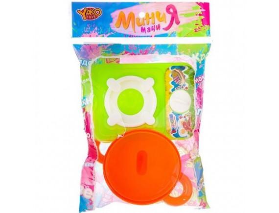 Детская посудка в наборе Yako Мини Мания M6725