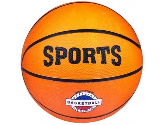 Баскетбольный мяч Sports в пакете Т74408