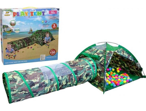 Палатка детская Play Tent камуфляж ZY1104892
