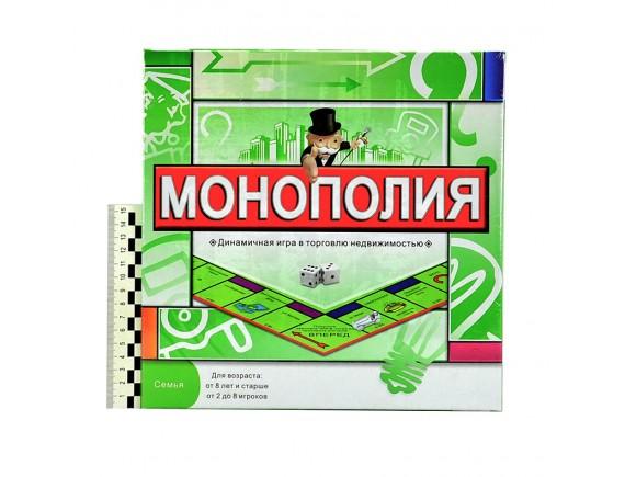 """Настольная игра """"Монополия"""" 5211R"""