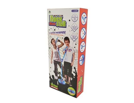 Детский микрофоны для караоке 6613C - подобрать в ИГРАЙ-ОПТ - магазин игрушек по оптовым ценам. igrai-opt.ru