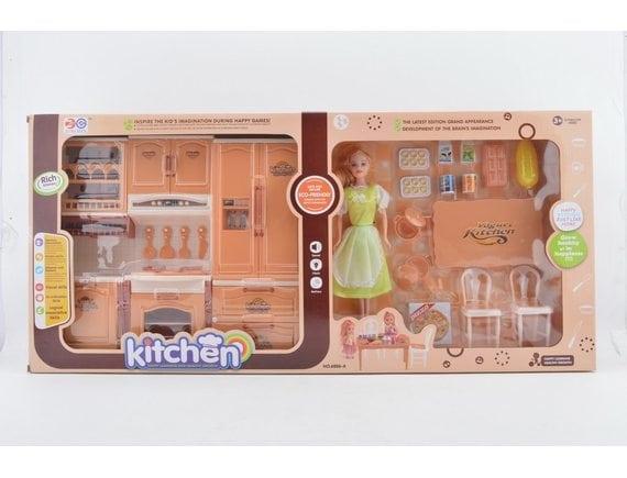 Кухня детская 6886-A