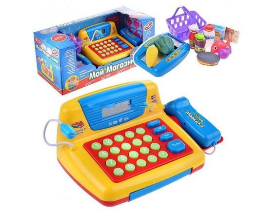 Игровой набор касса Play smart Мой магазин LT7016