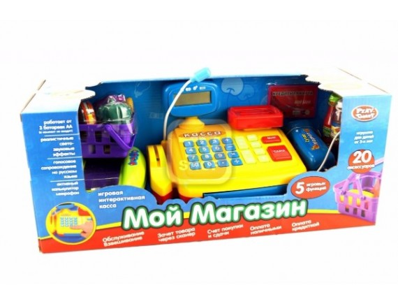 Игровой набор Play smart  Мой магазин LT7018