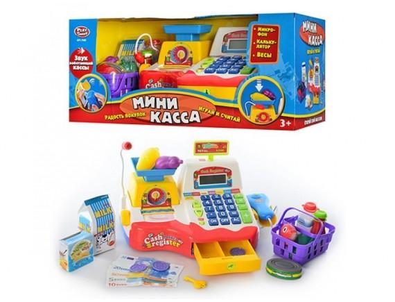 Игровой набор Play smart «Мини касса» 7162