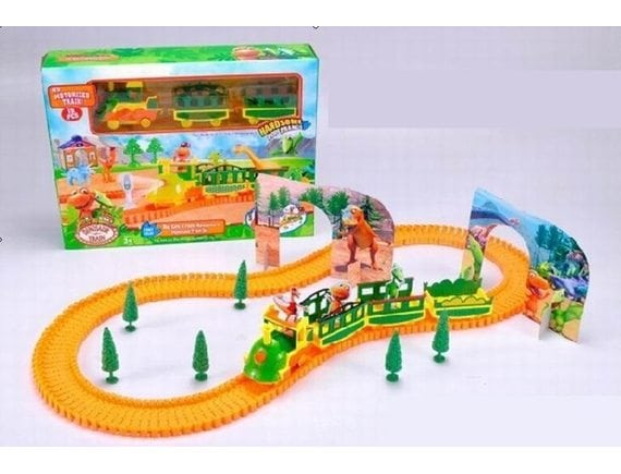 Игровой набор: «Поезд динозавров» BL-516