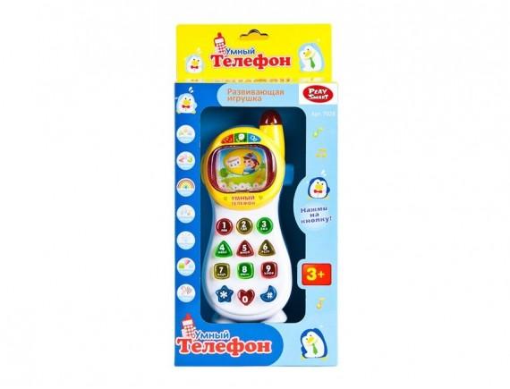 """Интерактивная игрушка Play Smart """"Умный телефон"""" 7028"""