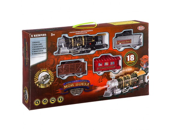 Железная дорога Play Smart  LT0660