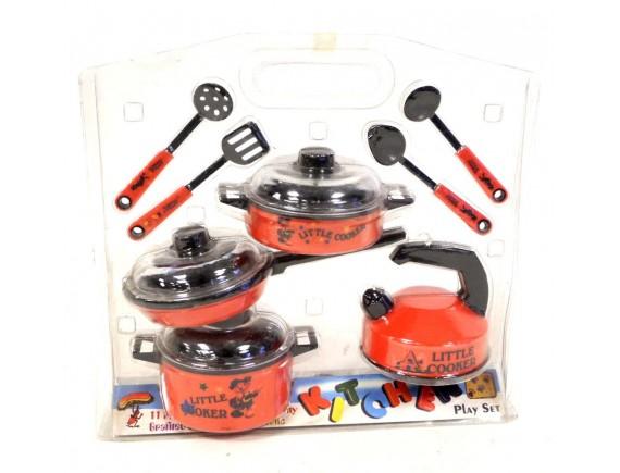 Игровой набор Посуда тефаль в блистере LT126/20081B