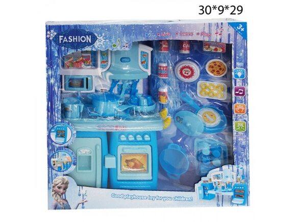 Игровой набор кухня Frozen LT2030-80