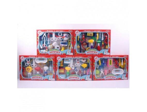 Игровой набор доктора в упаковке LT2554